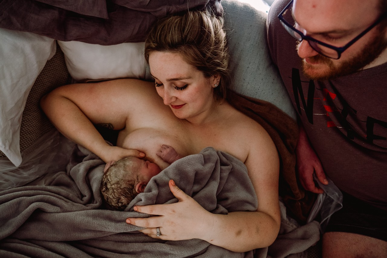 Melbourne Birth Photography Image by Lacey Barratt