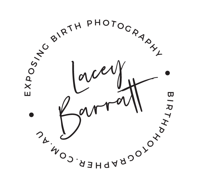 Exposing Birth Photography with Lacey Barratt Melbourne Birth Photography